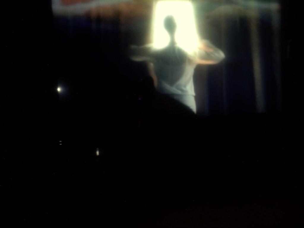 Paranormale foto van website bezoeker