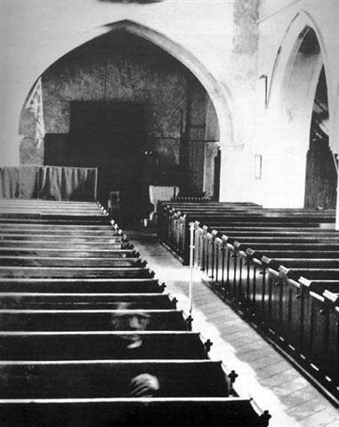 eastry church 1955